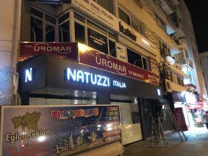 Plexi Kutu Harf Işıklı Tabela Eylül Reklam Sancaktepe üsküdar Kadıköy Maltepe İstanbul