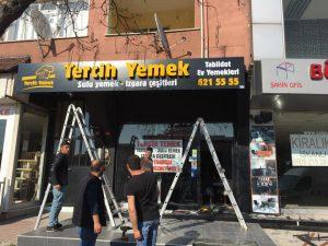 Işıklı Tabela Eylül Reklam üsküdar Kadıköy Maltepe İstanbul